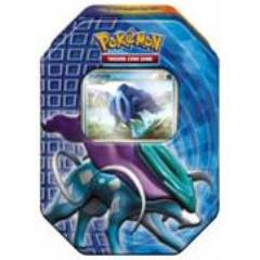 2010 Holiday Tin - Suicune