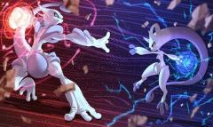 Playmat - Mega Mewtwo