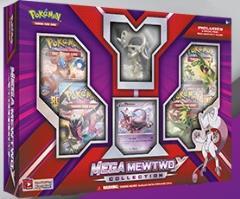 Mega MewtwoY-EX Figure Collection