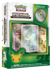 Mythical Pokemon Collection - Celebi