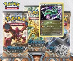 XY - Steam Siege 3-Booster Blister Pack, Rayquaza