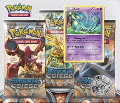 XY - Steam Siege 3-Booster Blister Pack, Azelf