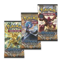 XY - Steam Siege - 3-Booster Blister Pack - Shiny Mega Gardevoir