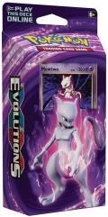 XY - Evolutions - Mewtwo Mayhem Theme Deck