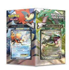 Battle Arena Decks - Keldeo vs. Rayquaza