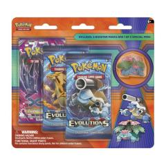 3-Pack Pin Blister - Mega Venusaur