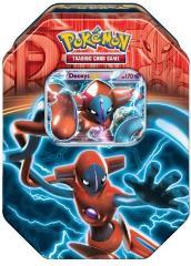 2015 Best of Pokemon Tins - Deoxys