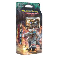 Sun & Moon Guardians Rising Theme Deck - Steel Sun