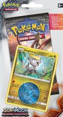 Sun & Moon Burning Shadows Booster Pack w/Jangmo-o Promo Card