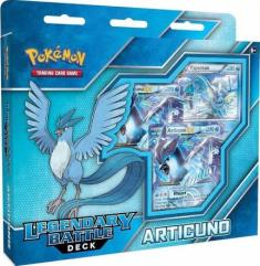 Legendary Battle Deck - Articuno