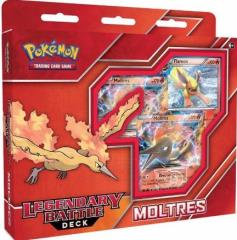 Legendary Battle Deck - Moltres