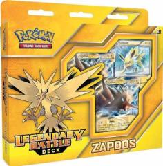 Legendary Battle Deck - Zapdos