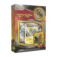 Tapu Koko Pin Box