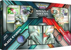 Battle Area Decks - Black Kyurem vs. White Kyurem