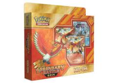 Legendary Battle Deck - Ho-Oh