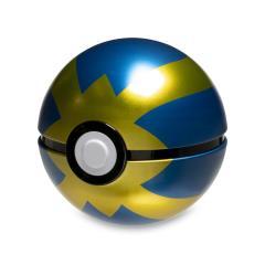 Pokeball Collector Tin - Quick Ball (Series 3)