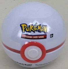 Pokeball Collector Tin - Premier Ball (Series 3)