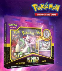 3-Pack Pin Booster - Mewtwo