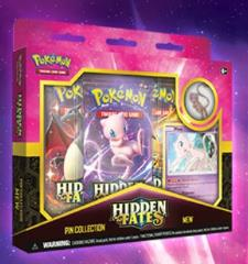 3-Pack Pin Booster - Mew