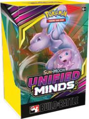 Sun & Moon Unified Minds - Build and Battle Box
