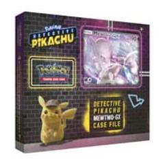 Detective Pikachu Mewtwo-GX Box