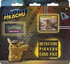 Detective Pikachu Case File