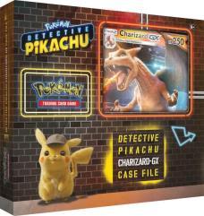 Detective Charizard-GX Special Case File