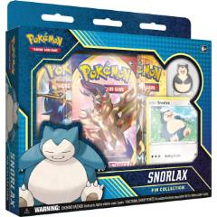 Snorlax Pin Collection