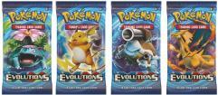 XY Evolutions Booster Box