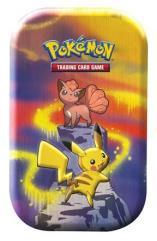 Kanto Power Mini Tin - Pikachu & Vulpix
