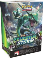 Sun & Moon Celestial Storm - Build and Battle Box