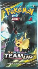 Sun & Moon Team Up Booster Pack