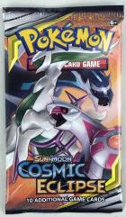 Sun & Moon Cosmic Eclipse Booster Pack