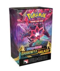 Sword & Shield - Darkness Ablaze Build & Battle Box
