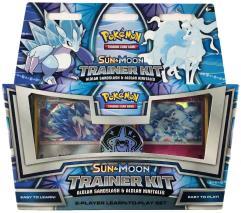 Sun & Moon Trainer Kit - Alolan Sandslash & Alolan Ninetales