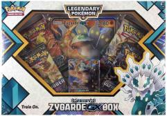 Shiny Zygarde-GX Box