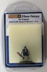 Skeleton Warrior, Pre-Painted (Limited Edition)
