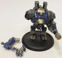 Defender Heavy Warjack #3