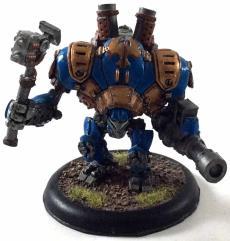 Defender Heavy Warjack #6