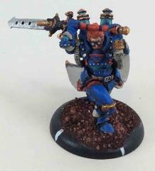 Lord Commander Stryker #6