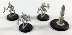 Sentry Stone & Mannikins #5
