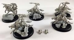 Tharn Wolf Riders #5