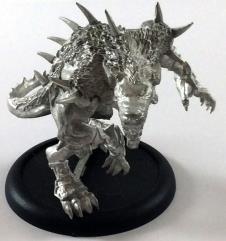 Feral Warpwolf #14