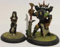 Goreshade & Deathwalker #2