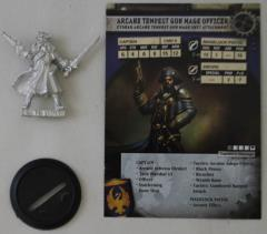 Arcane Tempest Gun Mage Captain #1