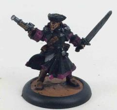 Arcane Tempest Gun Mage Captain #2