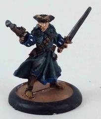 Arcane Tempest Gun Mage Captain #3