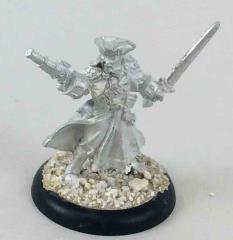 Arcane Tempest Gun Mage Captain #4