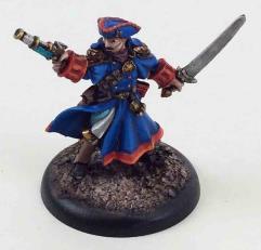 Arcane Tempest Gun Mage Captain #5