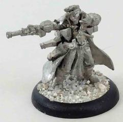 Arcane Tempest Gun Mage Captain #6